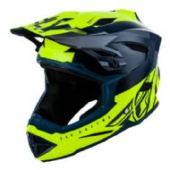 Fly 2019 Bike Default Helmet (Dither Teal/Yellow)